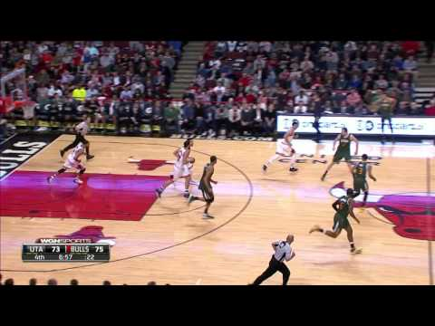 Utah Jazz at Chicago Bulls - March 18, 2017