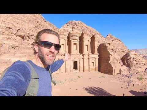 Experience JORDAN: The Journey to Petra