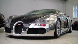 1 of 5 Bugatti Veyron Pur Sang