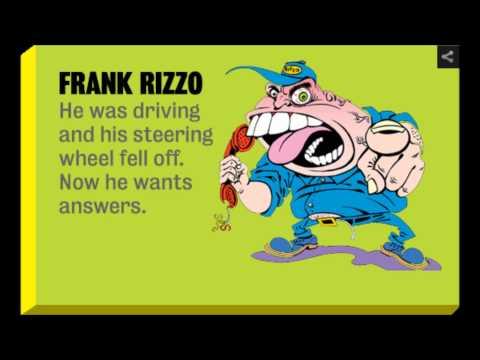 The Jerky Boys - Auto Repair Shop (Frank Rizzo) (2014)