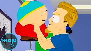 Top 10 People Eric Cartman Hates On South Park
