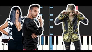Cardi B Bad Bunny & J Balvin - I Like It (Piano Tutorial) Video