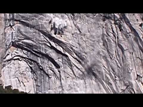 Yosemite Nature Notes - 10 - Rock Fall