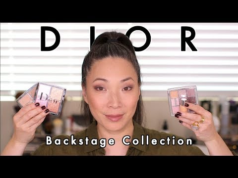 DIOR - Backstage Collection Review with Demo & Swatches