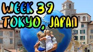 BEST OF TOKYO : The Ritz Carlton, Harajuku Street, and Disney Sea!! /// WEEK 39 - Tokyo, Japan