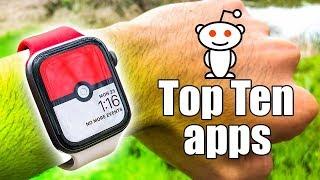 Reddit Best Apple Watch Apps Top 10 Pick