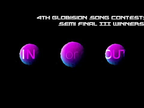 4th Globision Song Contest: Semi Final III Winners