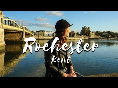 A Day Trip To Rochester, Kent | ad