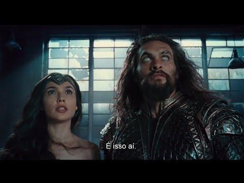 """Liga da Justiça - Trailer Oficial """"Heróis"""" (leg) [HD]"""