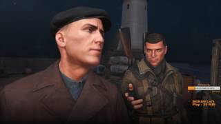 Dozkoz и Sniper Elite 4. 3 стрим.