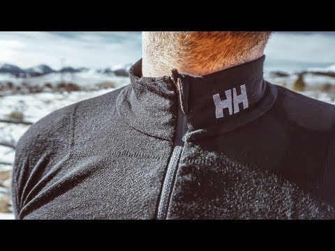 Helly Hansen Womens Lifa Merino 1//2 Zip Long Sleeve Baselayer