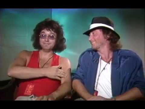 Deep Purple's Roger Glover & Ian Paice chatting about the bands future....in 1988!
