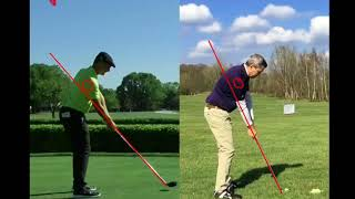 Bryson DeChambeau analysis 2018 - Easiest swing in Golf - Setup 4 Impact