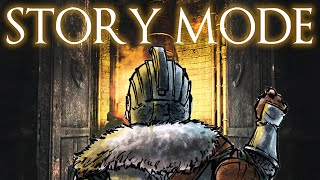 Dark Souls 2 Story Mode ► Brume, Tower of Ash & Iron
