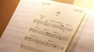 LA LA LAND Behind The Scenes Featurette - The Music Of La La Land (Orchestra And Recording)