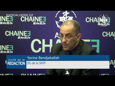 Le DG de la SNTF donne tous les détails relatifs à la nouvelle ligne ferroviaire Alger-Tizi