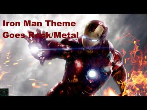 Iron Man Theme Goes Rock/Metal