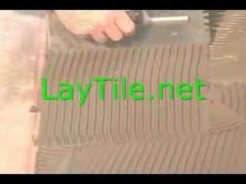 Learn How To Lay Ceramic Tile The Right Way