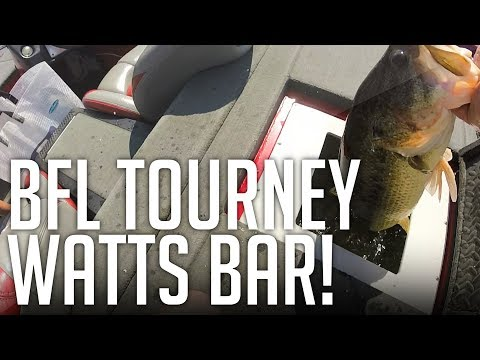 The Biggest BASS TOURNAMENT Of My Life! || BFL Volunteer Super Tourney Watts Bar Lake!