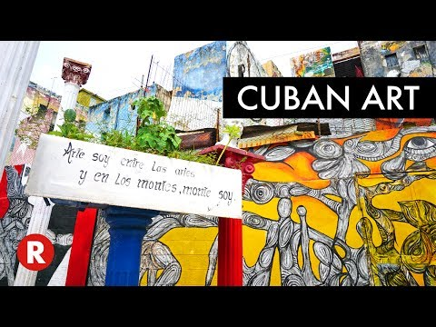 The Art Of Cuba // Havana, Cuba // Travel Video