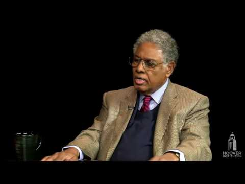 Thomas Sowell on Uncommon Knowledge - Charter schools