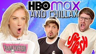 Guess The Movie Challenge (HBO Max & Chillax)