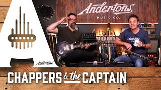 Easy Blues Licks With Chappers & The Captain - Andertons Music Co.
