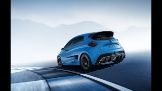 Get Ready: Renault Zoe RS Hot Hatch Could Become a Reality