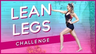 Outer Thighs & Lean Legs Workout  Summer Song Challenge #6