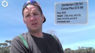 Hiking Boot Review: Zamberlan 230 SH Crosser Plus GTX RR