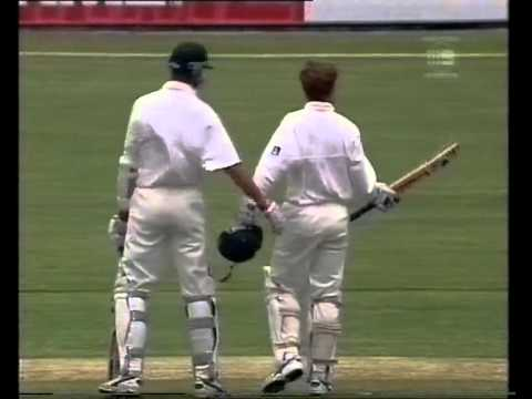 Ian Healy 161* vs West Indies 1996/97 Gabba