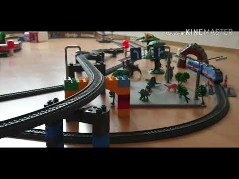 My World Märklin Bahn Strecken Jetzt Mit HochBahn. HD