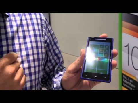 Video  Her er HTC Windows Phone 8X