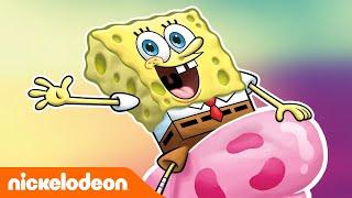 SpongeBob Squarepants | Vieze momenten! | Nickelodeon Nederlands