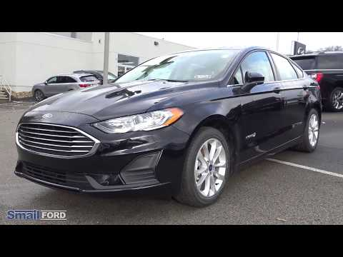 NEW  Ford Fusion Hybrid SE FWD