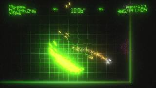 Geometry wars 2: Sequence 394,8M