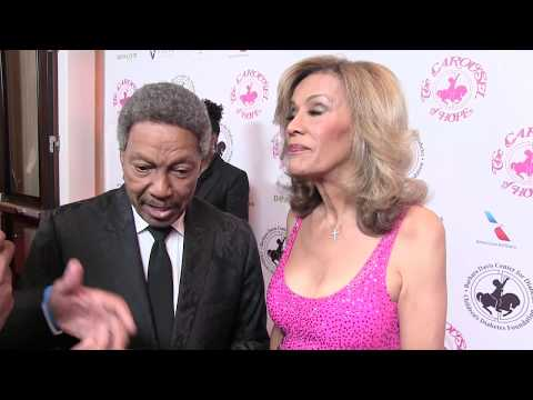 Billy Davis Jr. and Marilyn McCoo interview