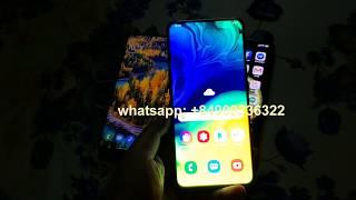 Repair IMEI Samsung Galaxy A80 A805F A805X Demo