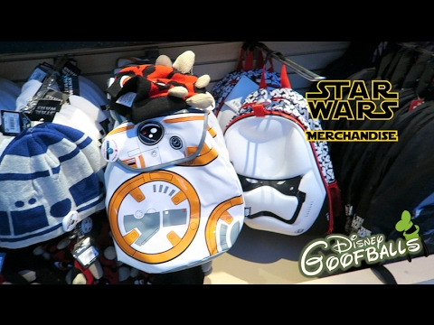Star wars merchandise disneyland paris season of the for Merchandising star wars