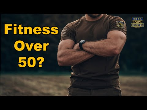 Fitness over 50 - Advice for the Maturing Athlete