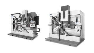 Bihler Servo-Stanzbiegeautomaten RM-NC / GRM-NC (Multislide machines)