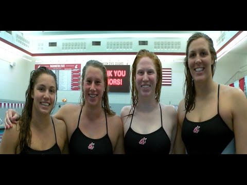 Highlights: Swimming vs Nebraska Day 2