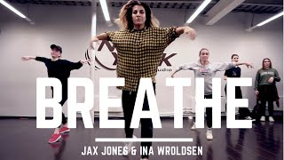 Jax Jones - Breathe (ft. Ina Wroldsen) | Choreo by Anna Grotesque Video