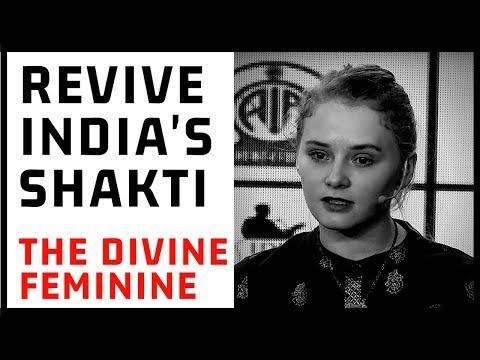 S1: Karolina Goswami Ji - India Can Teach Us All On Women, Men, Empowerment & Shakti