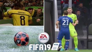 FIFA 19 - LO QUE NO HAS VISTO DE LA ACTUALIZACIÓN QUE HA RECIBIDO EL JUEGO