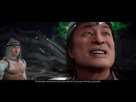 "MORTAL KOMBAT 11 AFTERMATH   BEST PC GAME 2021  FINAL BOSS ""SHANG TSUNG""   #8  "