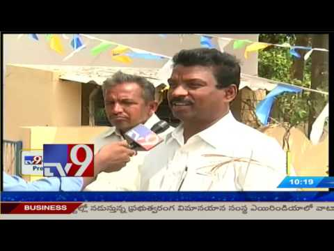 Man murdered in Tirupati - TV9