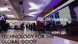 #WEF2016 - Technology for the global good