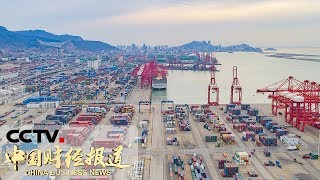 [中国财经报道]商务部:今年1-7月服务贸易同比增长3.2%| CCTV财经