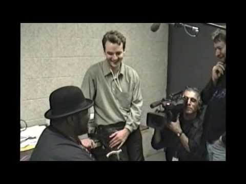 Phish at Madison Square Garden, N.Y. 1996 Part 1 (Buddy Miles backstage)